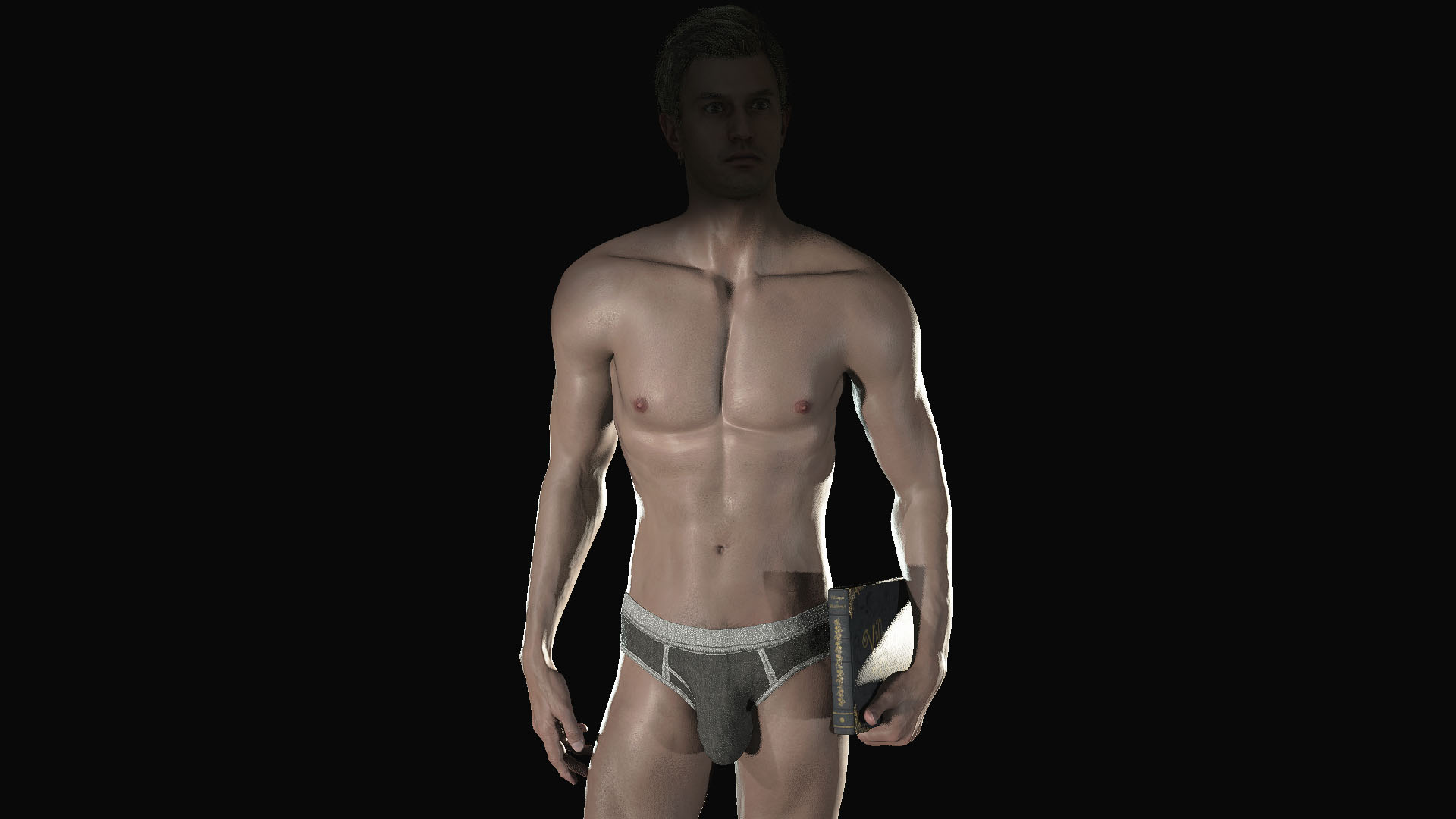 7 resident nude evil Addons